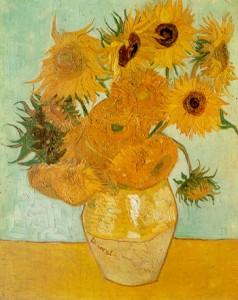vaso fiori di Van Gogh