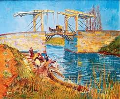 bridge van gogh
